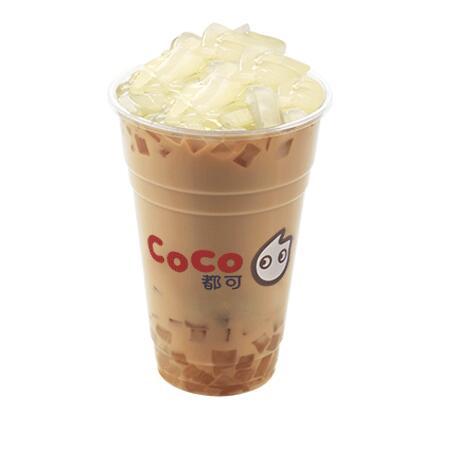 CoCo椰果奶茶